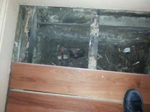 sub-floor ventilation